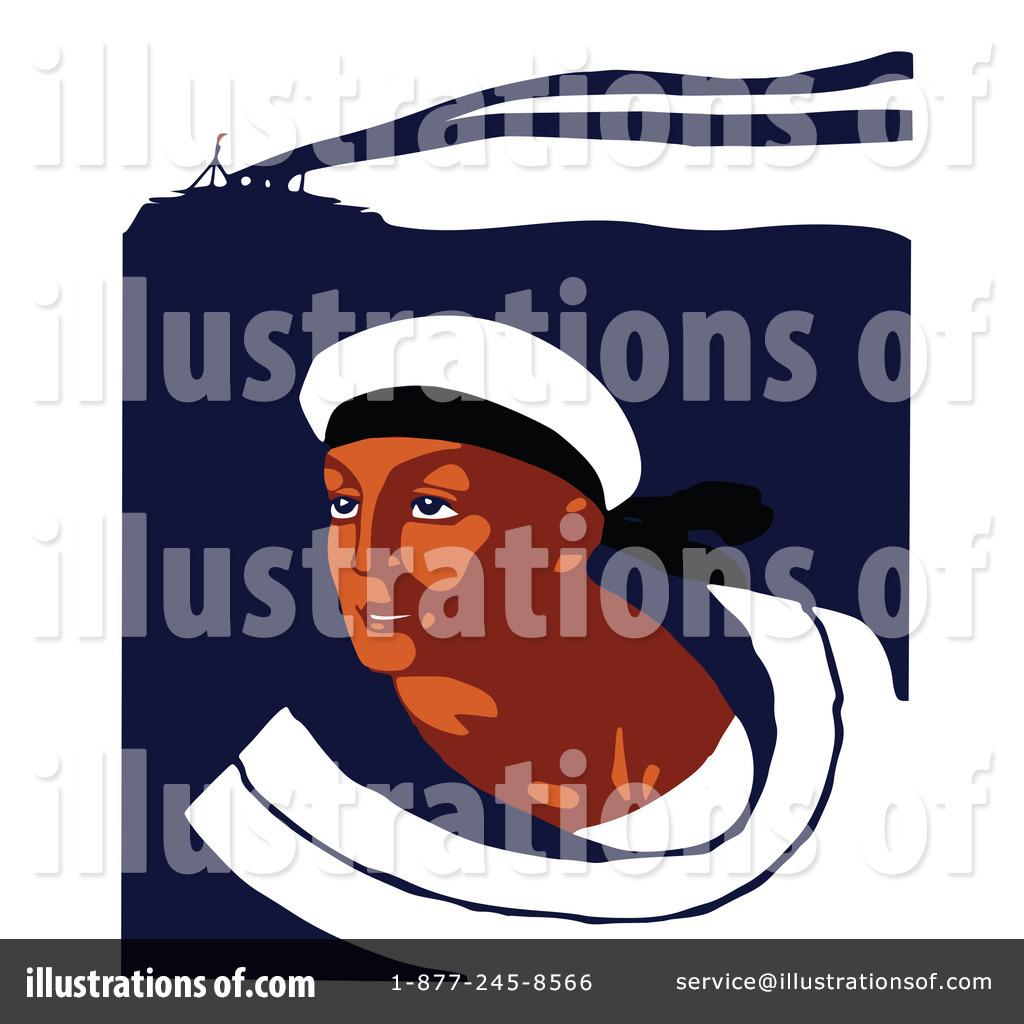 Navy clipart illustration. By prawny vintage