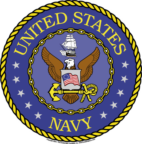 Free us logo download. Navy clipart insignia