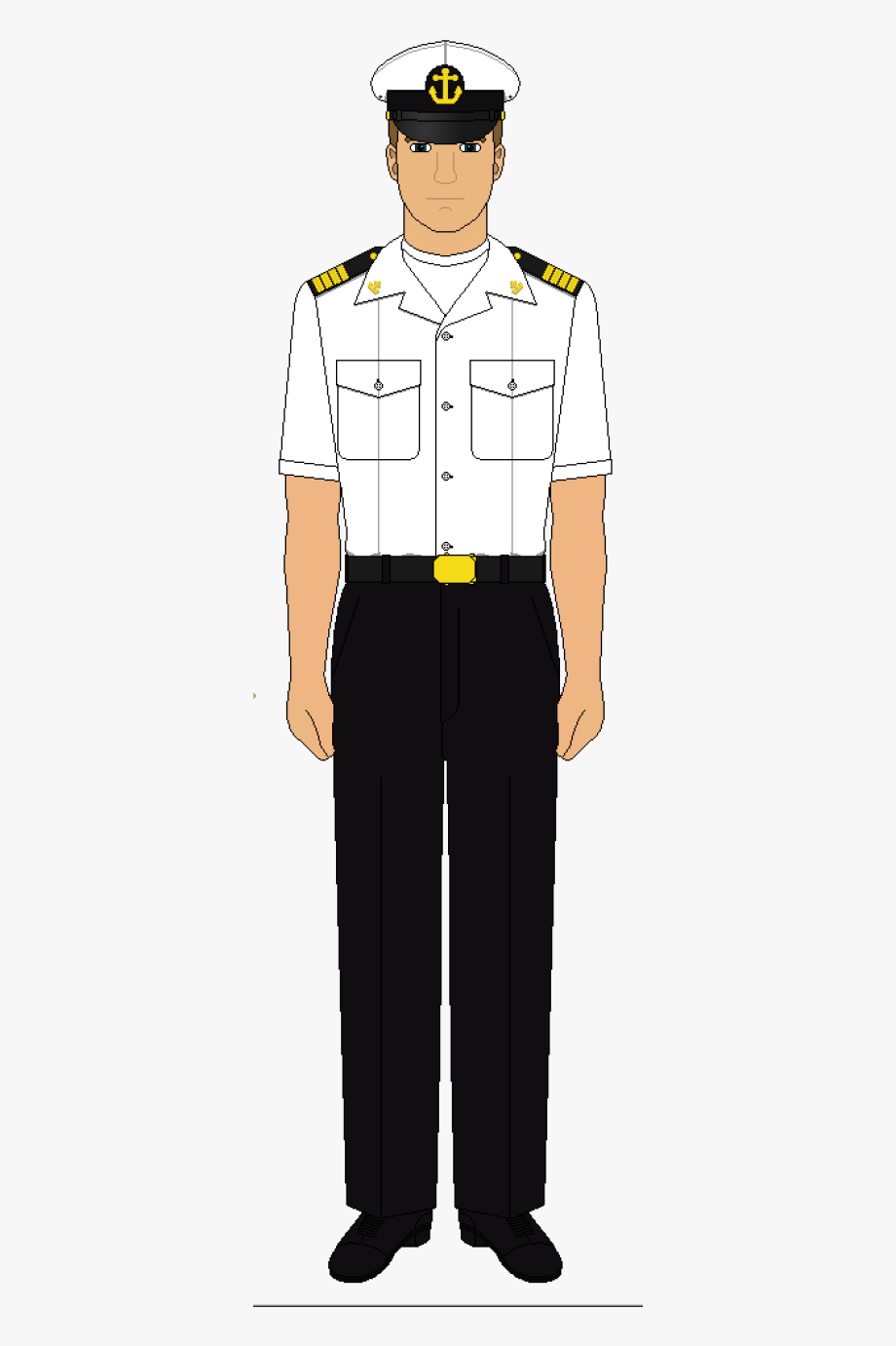 Black and white library. Navy clipart officer navy