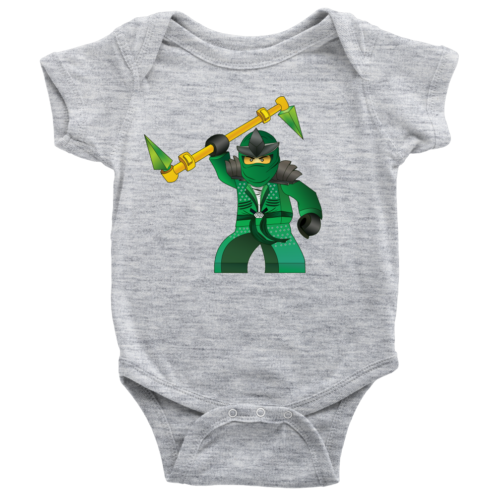 Navy clipart onesie. Ninjago lloyd inspired baby