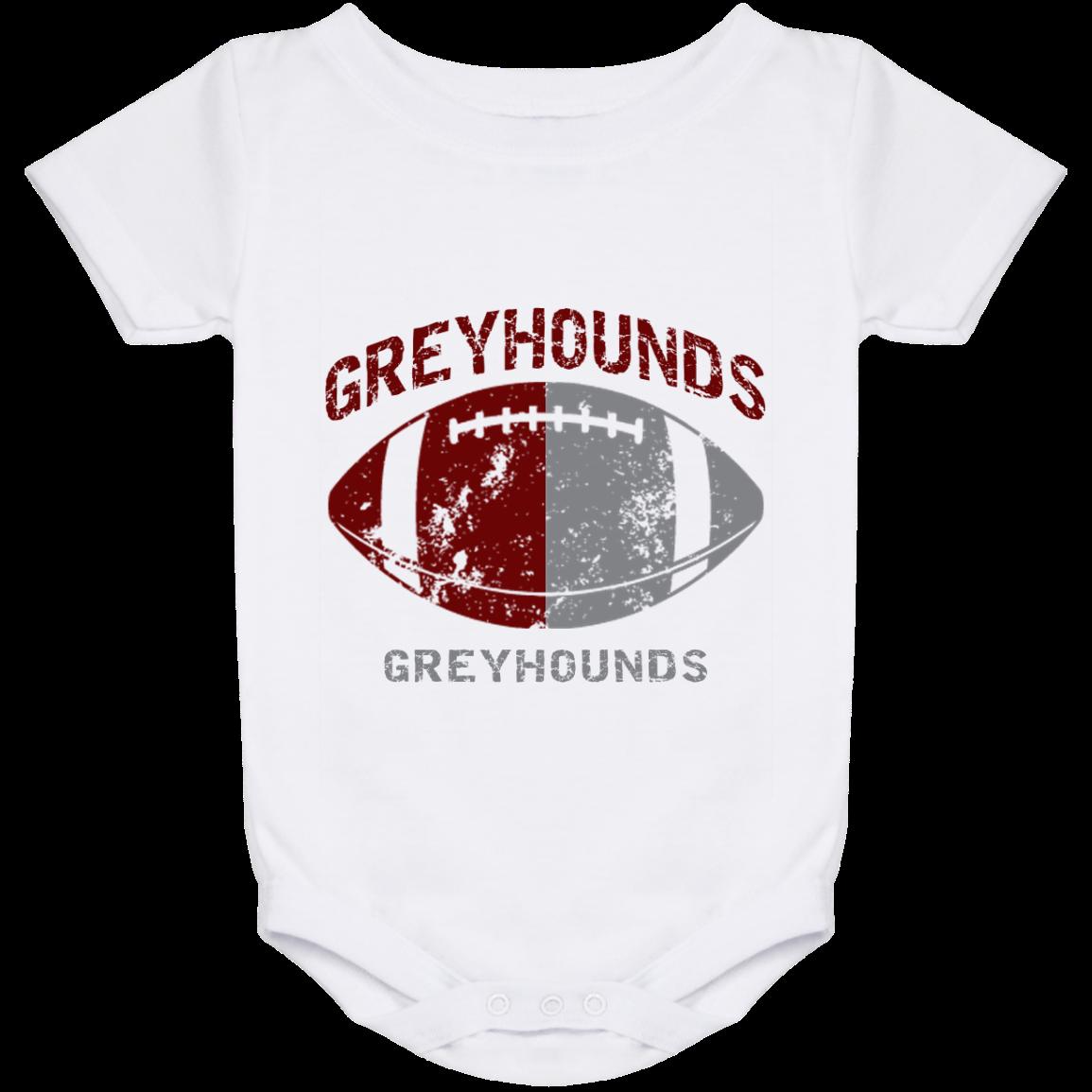 Greyhounds infant month mylocker. Navy clipart onesie