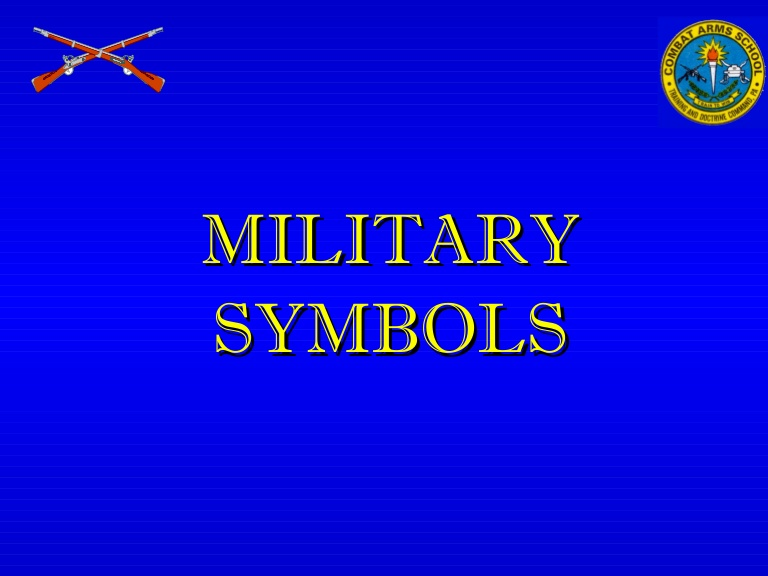 Military symbols . Navy clipart powerpoint