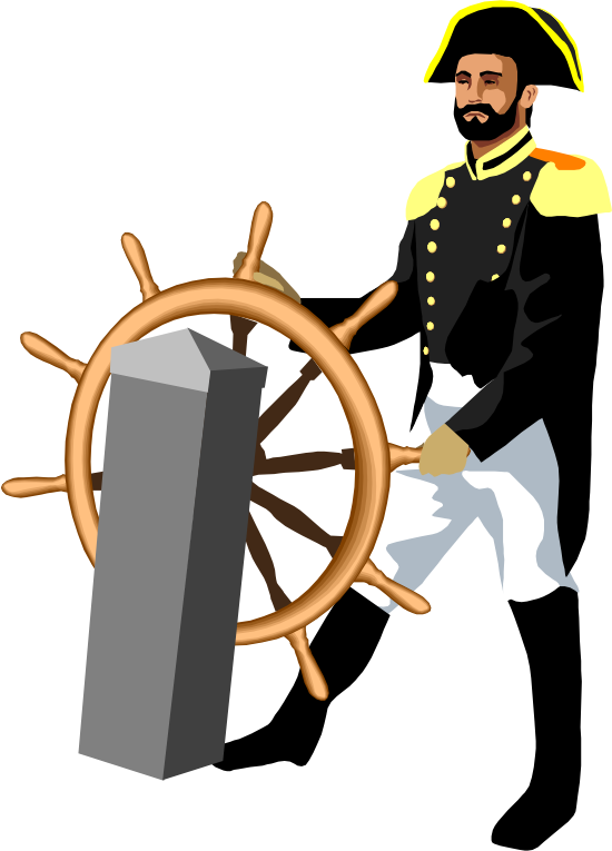 Navy clipart salior. Vice admiral sailor clip