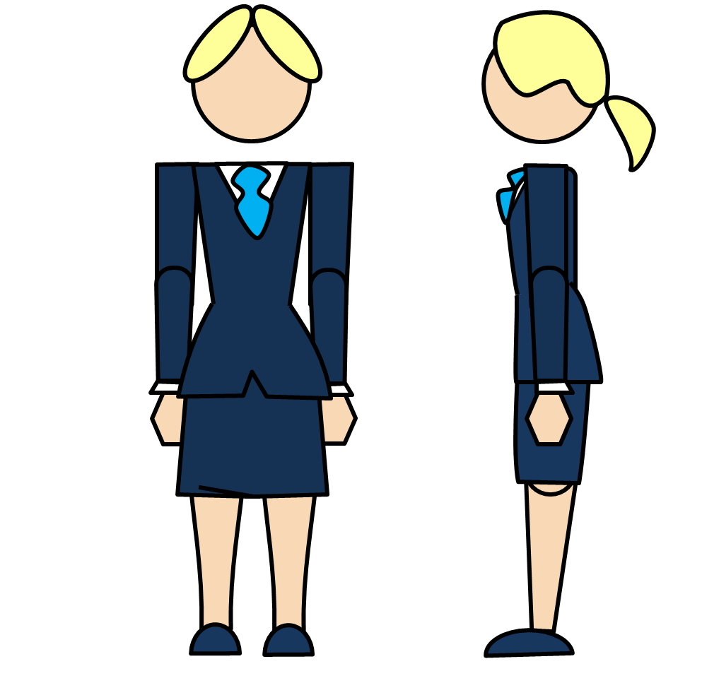 collection of office. Navy clipart seaman uniform