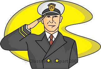 Navy clipart soldier salute. Free cliparts download clip