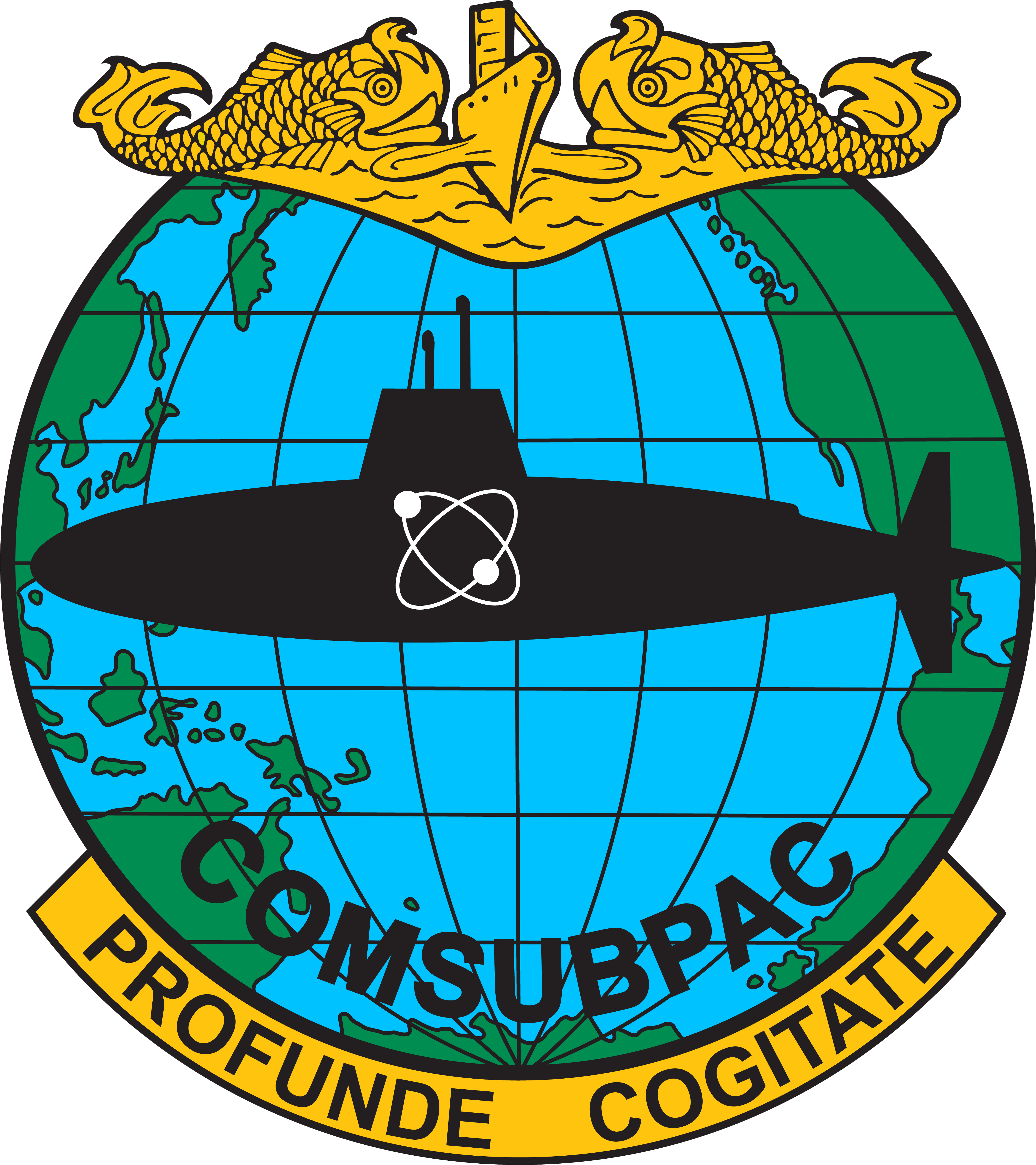 Subpac downloads commander force. Navy clipart submarine navy