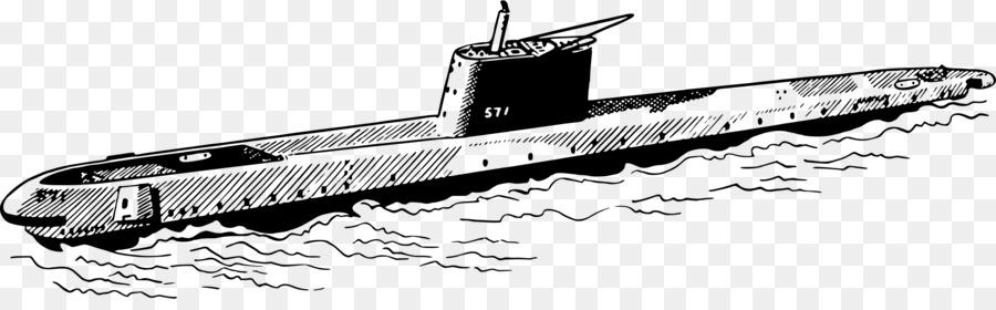 Navy clipart submarine navy. Book black and white