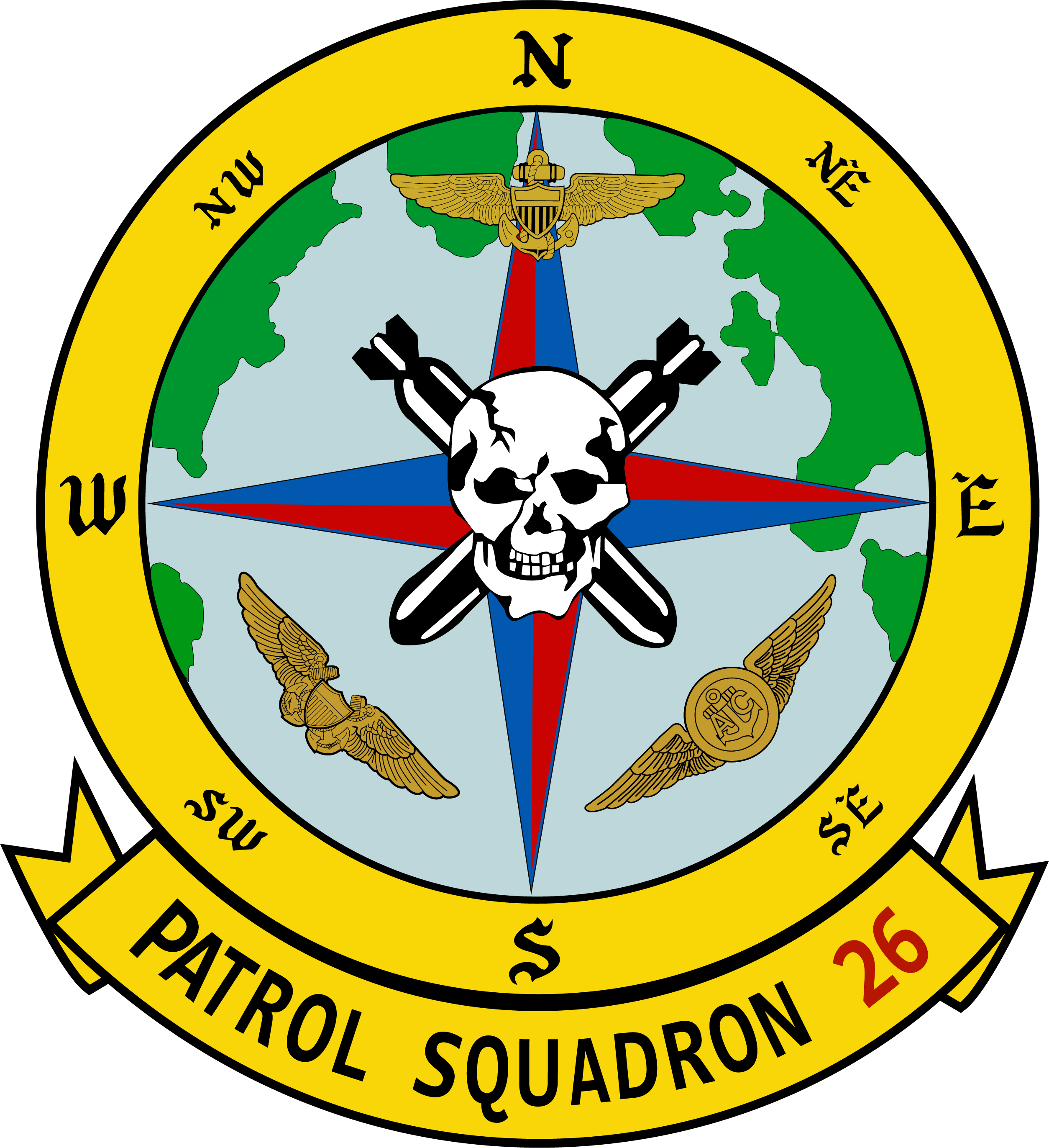 Navy clipart trident. Patron two six welcome