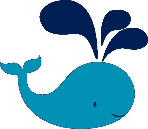 Navy clipart vector. Whale tabriz blue clip