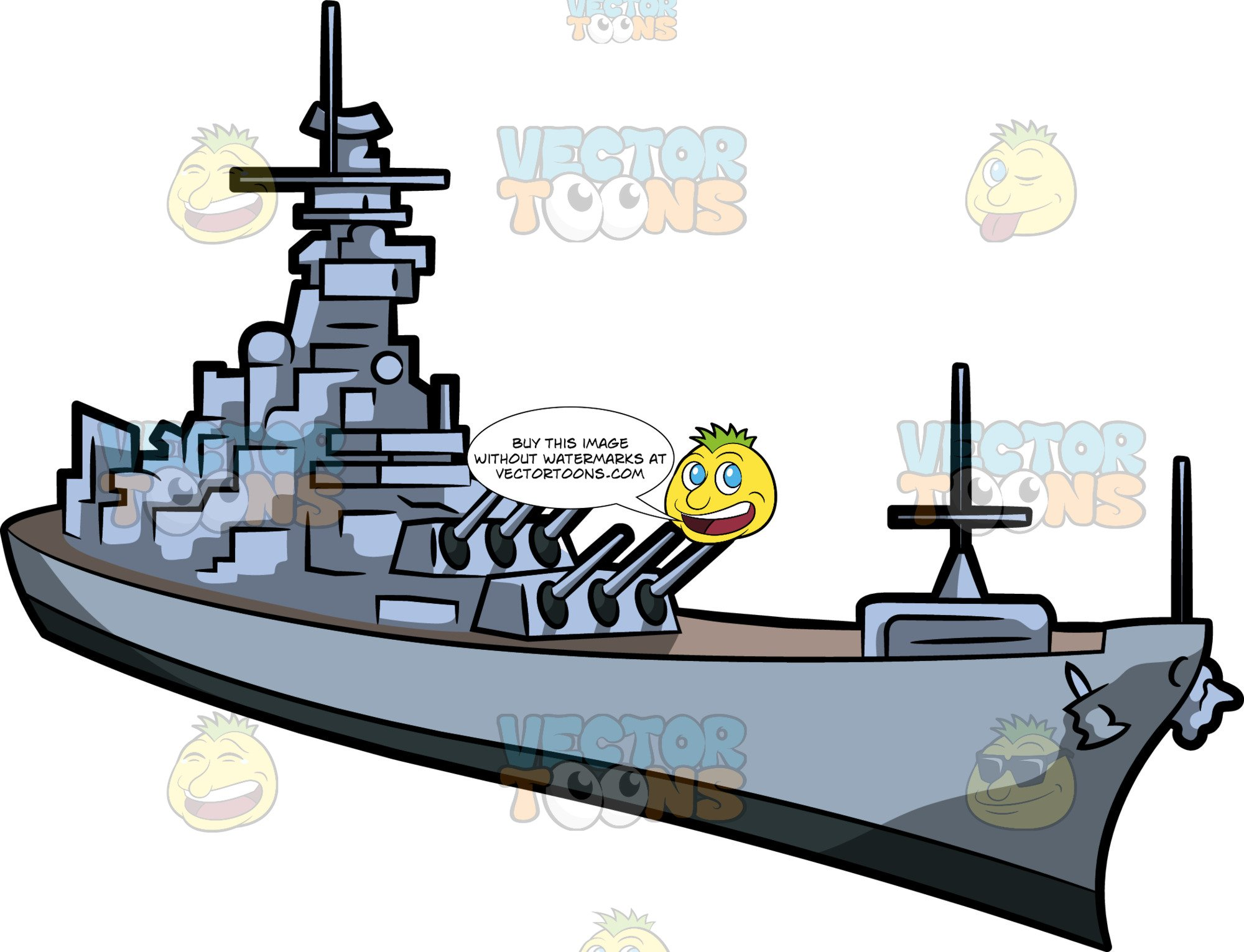 A naval . Navy clipart warship