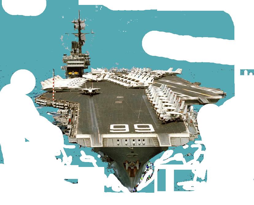 Uss america cva links. Navy clipart warship