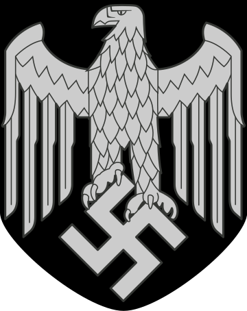 File heer decal for. Nazi helmet png
