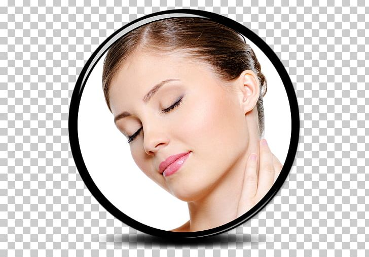 Neck clipart detailed face. Cream skin rhytidectomy png