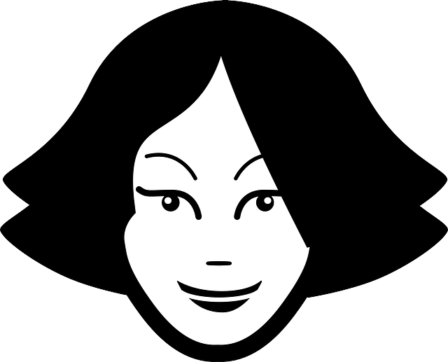 Silhouette at getdrawings com. Neck clipart teenager face