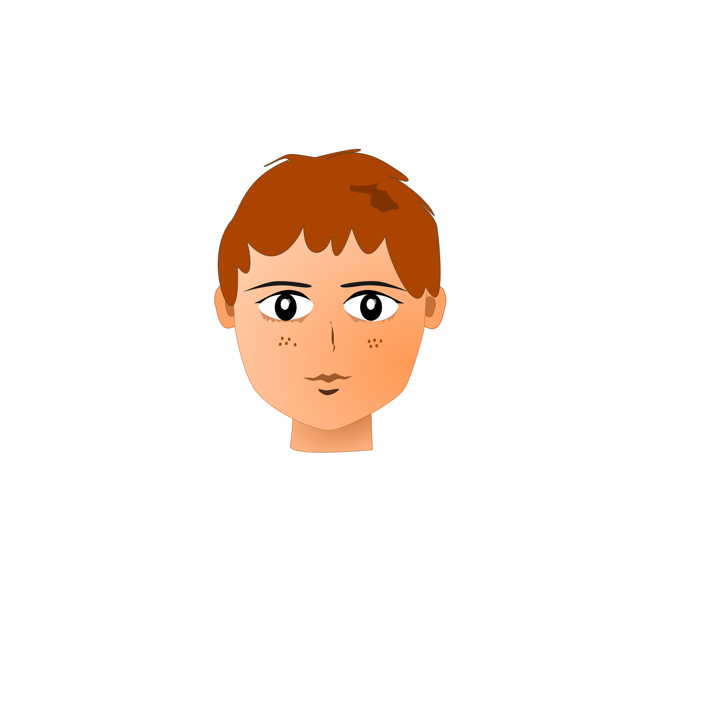 Teen clipart youth boy. Teenager red hair icons