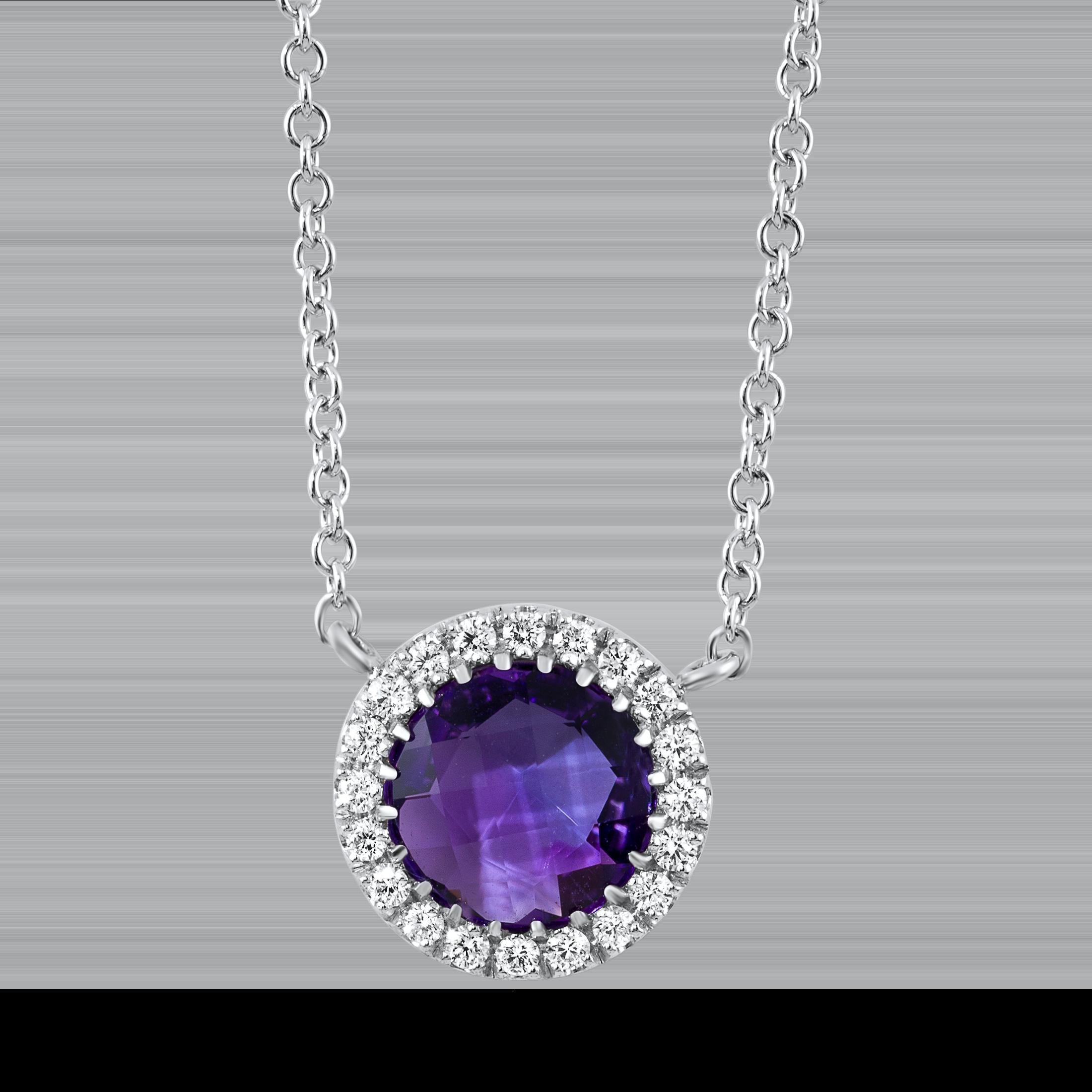carat diamond diamondland. Necklace clipart amethyst
