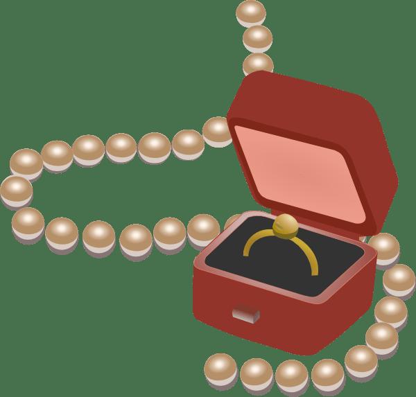 Necklace clipart cartoon. Jewelry cartoonview co