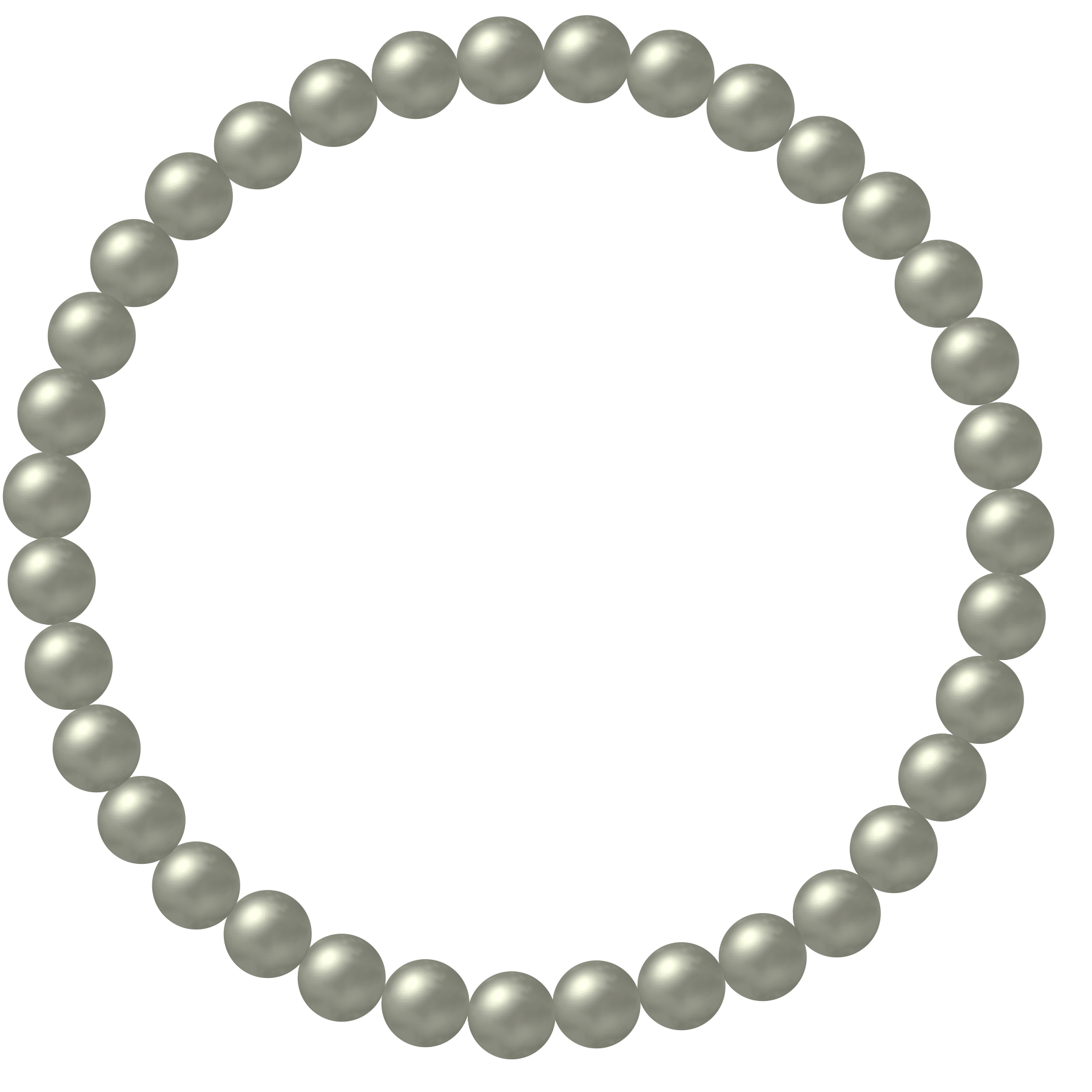 Necklace clipart cute necklace. Pearls png images free