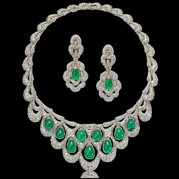 Necklaces buccellati official collane. Necklace clipart emerald