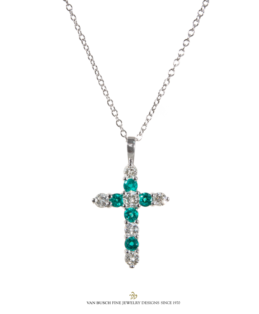 Cross extraordinary inspiration download. Necklace clipart emerald