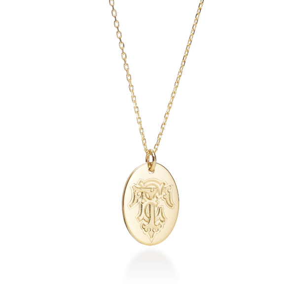 ct yellow oval. Necklace clipart gold traditional