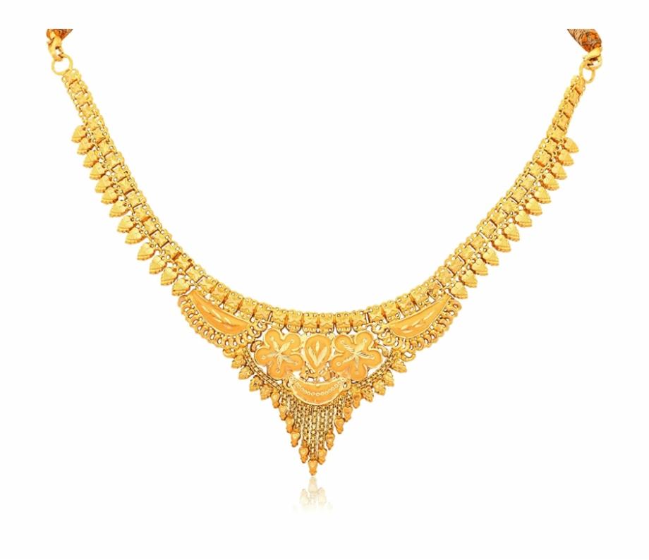 Necklace clipart golden necklace. Gold png gram clip