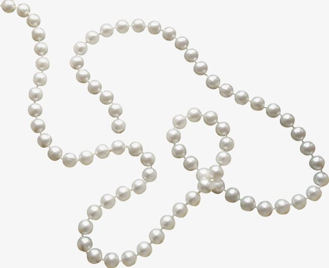 White png accessories jewelry. Necklace clipart pearl necklace