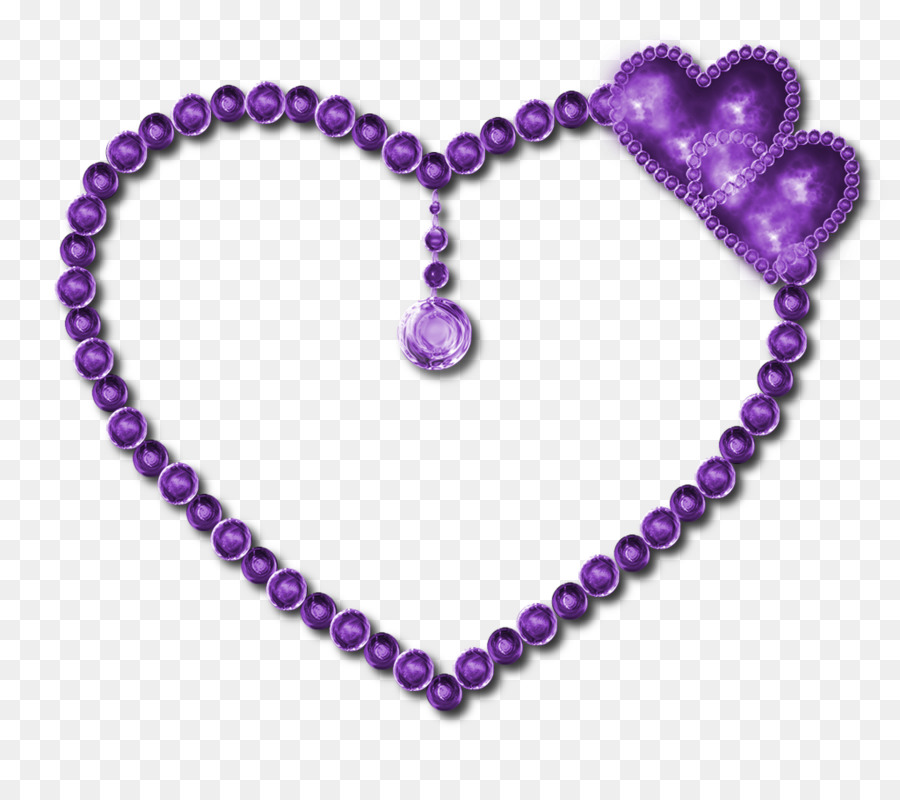 Necklace clipart purple necklace. Heart background