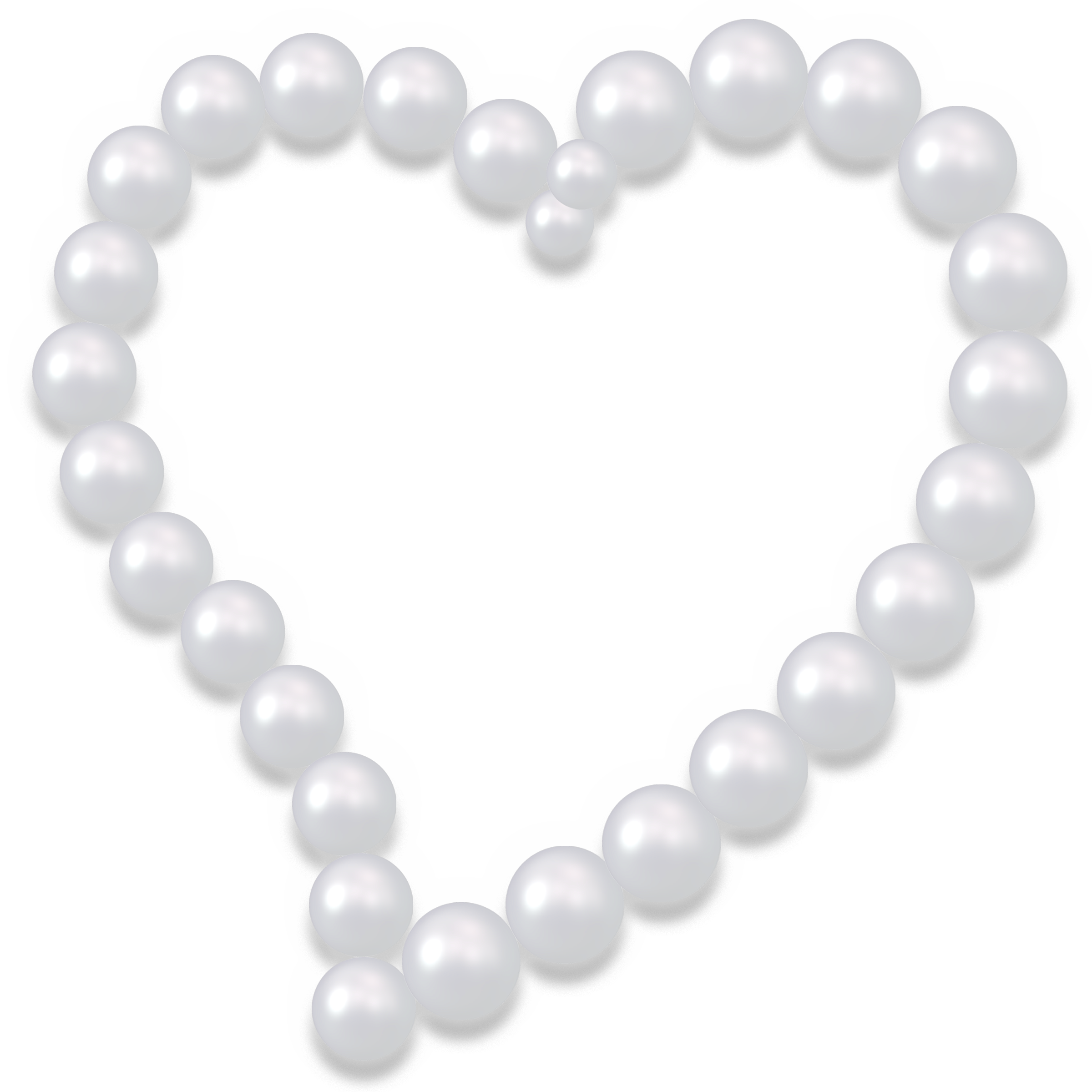 Pearls clipart divider. Pearl by lavandalu on