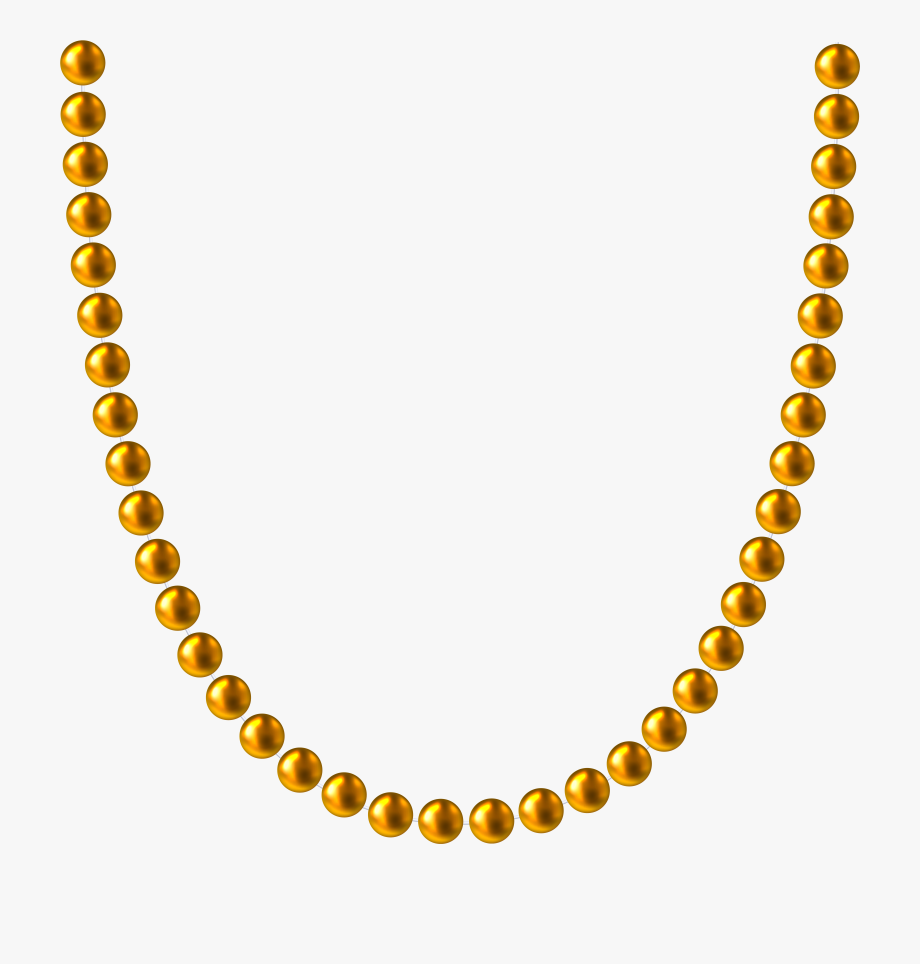 Necklace clipart silhouette png. Library download mardi gras