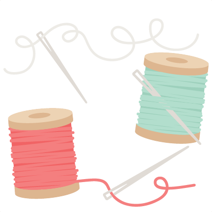 Needle clipart cute. Pin on freebies