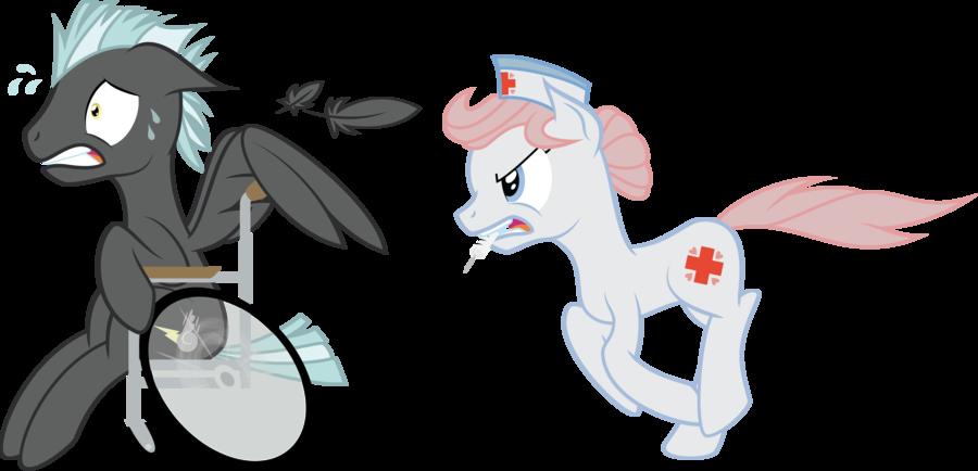 Eqd atg day ponies. Needle clipart flu shot needle