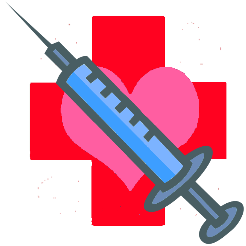 Cutie mark by darkbellnight. Needle clipart nurse needle