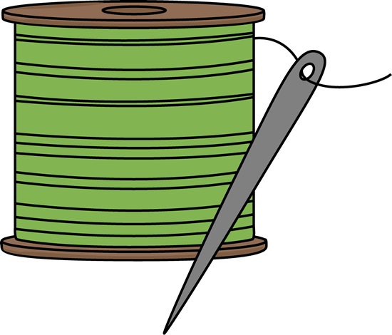 Needle clipart string. Free sewing cliparts download