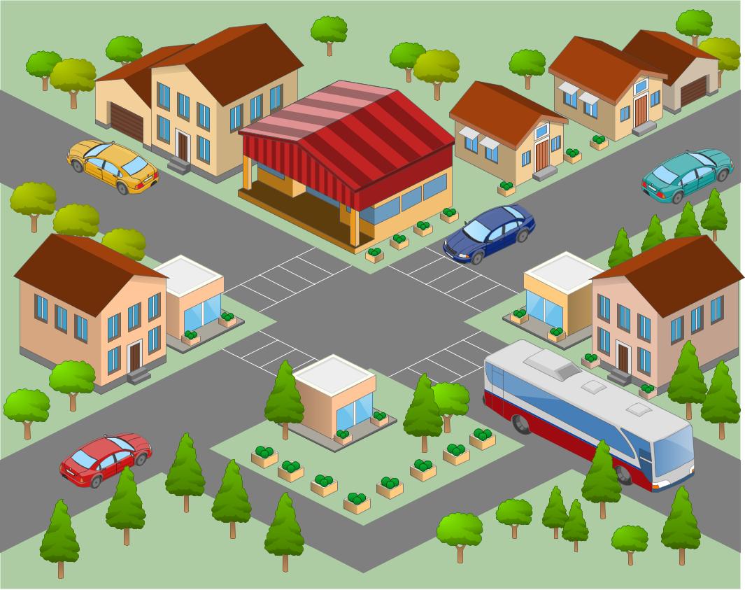Free neighborhood cliparts download. Neighbors clipart neighboorhood