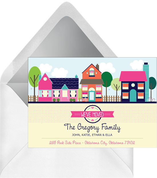 Welcome to the invitations. Neighborhood clipart city layout