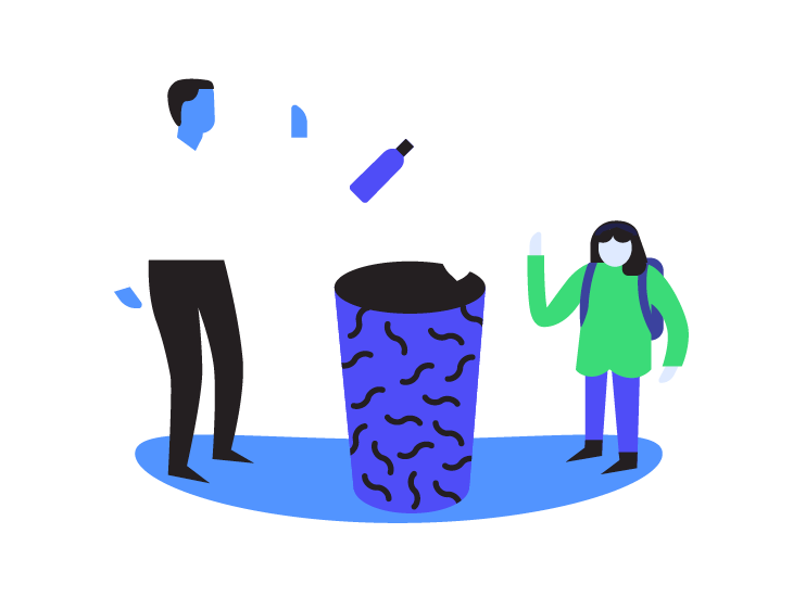 Neighborhood clipart clean neighborhood. About curb your litter