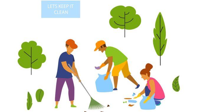 Neighborhood clipart clean neighborhood. Volunteers needed for up