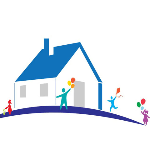 Acs child safety . Neighborhood clipart foster home