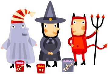 Neighborhood clipart halloween. Party cliparts free download
