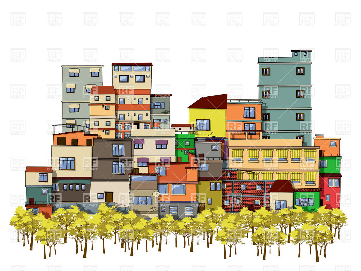 Free download best . Neighborhood clipart housing area