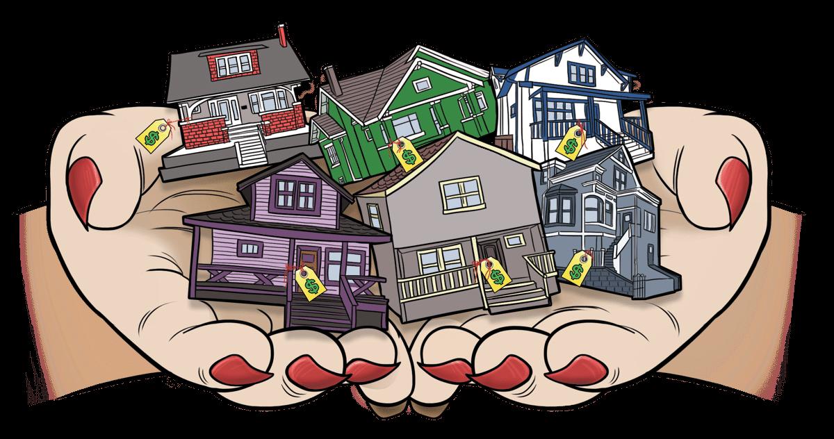 Portland s short term. Neighborhood clipart housing area