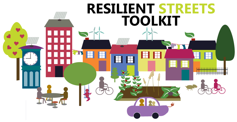 Resilient streets building neighbourhoods. Community clipart kind community