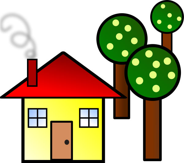 Free download best . Neighborhood clipart many house