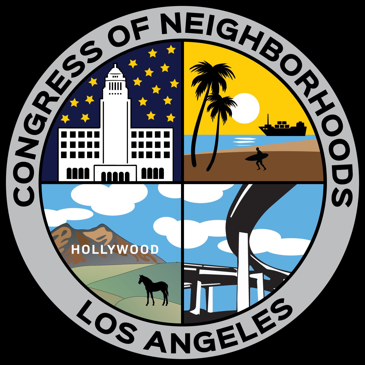 Neighborhood clipart neighborhood city. Los angeles congress of