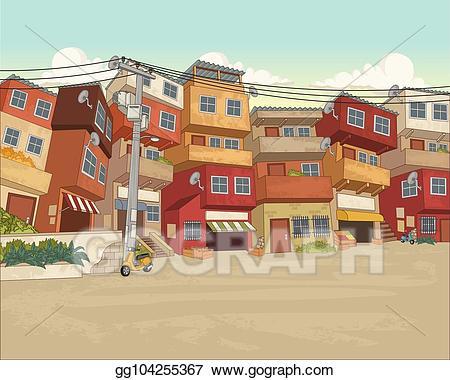 neighborhood clipart neighborhood city