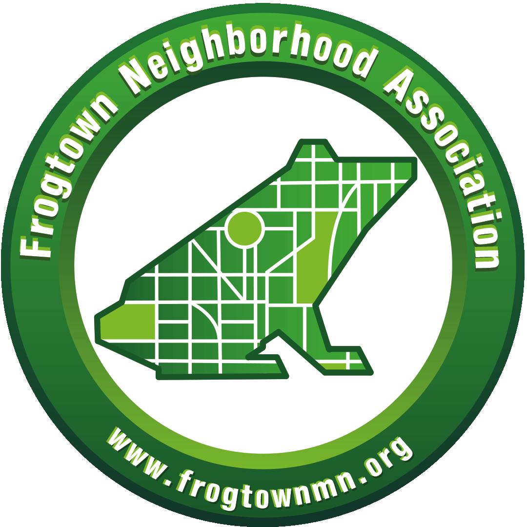 History frogtown association. Neighborhood clipart neighborhood park