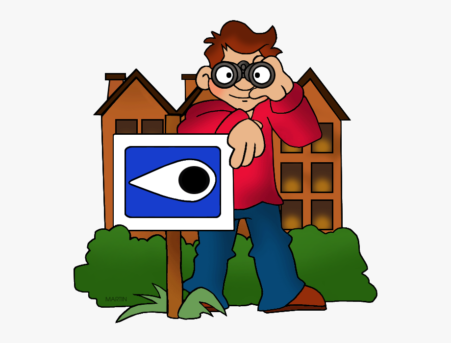 Neighborhood clipart neighbourhood watch. Crime clip art