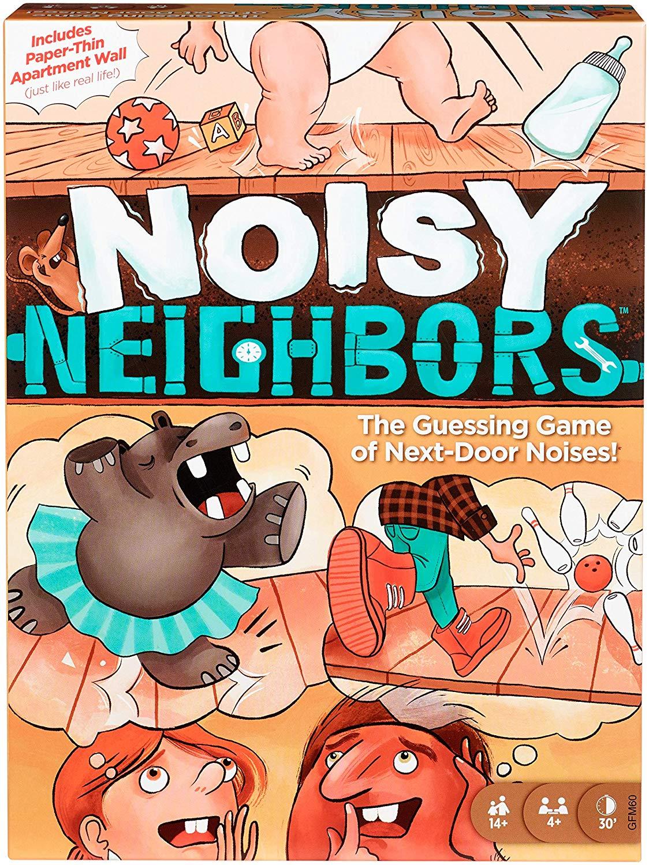 Neighbors clipart noisy neighbor.