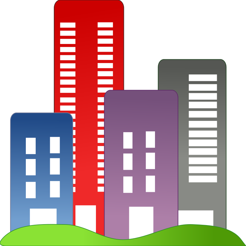 Neighborhood clipart public housing. Cliparts co real estate